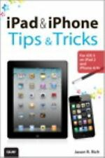 iPad and iPhone Tips and Tricks: For iOS 5 on iPad 2 and iPhone 4/4s-ExLibrary