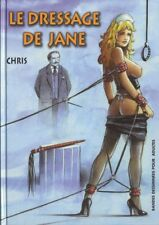 BD adultes  Le dressage de Jane International Presse Magazine