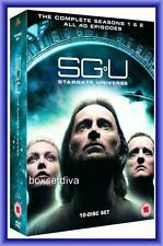 Stargate Universe The Complete Series 5039036047753 DVD Region 2