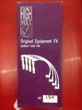 OEF154  HI VOLT IGNITION LEADS MAZDA B/E1800 VAUX CAVALIER 1.3 1.6 1.8 81-85