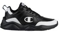 NEW! CHAMPION 93EIGHTEEN - MEN'S Shoes S10020M Black/White 9318 c1