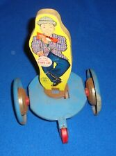 VINTAGE 1955 PINKY LEE BELL PULL TOY RARE