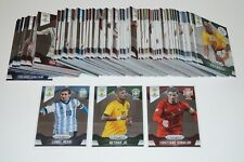 2014 Panini Prizm FIFA World Cup Full Base Set 1-201 Messi, Ronaldo, Neymar