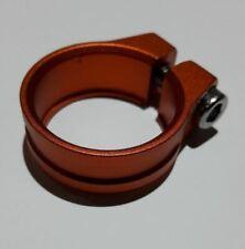 KTM Seatpost Clamp 31.8mm Matt Orange, 22g