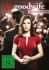 CHRISTINE BARANSKI JULIANNA MARGULIES - GOOD WIFE SEASON 1.2 MB 3 DVD NEU