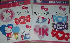 Hello Kitty Car Decal Kit 8 Decals NEW Skinit