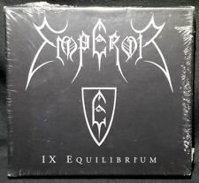 IX Equilibrium CD [Bonus Tracks, Limited Edition Box Set] Emperor (Black Metal)