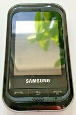 Samsung GT C3300K - Black (Unlocked) Mobile Phone, UK Seller