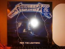Metallica Ride The Lightning LP Album Vinyl MINT! (32) Factory Sealed!
