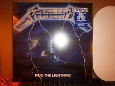 Metallica Ride The Lightning LP Album Vinyl MINT! (9) Factory Sealed!