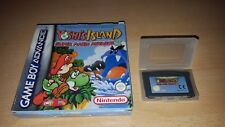 Nintendo Gameboy Advance - Yoshis Island - Super Mario 3 - deutsches Original