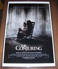 The Conjuring 11X17 Movie Poster Annabelle in Rocking Chair Version