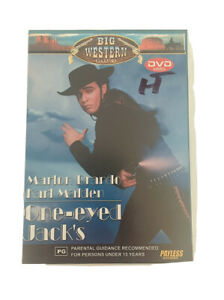 One Eyed Jacks DVD - Big Western Classics