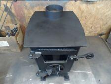 Wood burning stove 3kw ideal for small yurt, camper van, log cabin, glamping pod