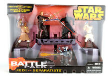 Hasbro 2005 Star Wars ROTS Battle Pack Jedi Vs Separatists Action Figures
