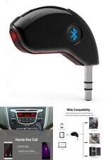 Protable Car Aux Adaptador de coche a Bluetooth Receptor para la música Mp3