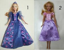 Barbie Sleeping Beauty or Island Princess in Purple dress - Mattel - Disney
