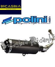 9753 - SILENCIADOR POLINI KYMCO K-XCT 125 I 4V (SK25B) 2011 - 2015