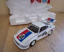 1 18 Carousel 1 PORSCHE 935 1979 Brumos Peter Gregg IMSA GT CHAMPION En parfait état, dans sa boîte RAR Neuf dans sa boîte