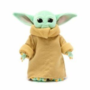 Disney The Mandalorian The Child Grogu 20cm Baby Yoda Bean Bag Soft Toy