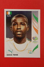 PANINI FIFA WORLD CUP GERMANY 2006 06 N. 200 COTE D'IVOIRE TIENE  MINT!!!