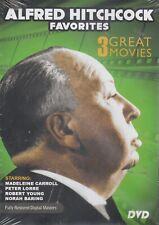 Alfred Hitchcock Favorites (DVD)