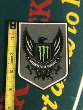 Monster Energy Army Logo Sew On Patch
