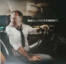 "Lp 33 giri Vasco Rossi ""vivere o niente ""2 lp edit NUOVO SIGILLATO"