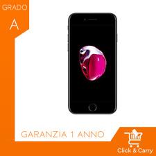 iPhone 7 32GB NERO OPACO GRADO A RICONDIZIONATO  ORIGINALE GARANZIA 1 ANNO