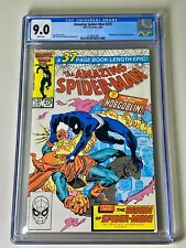 Amazing Spider-Man #275 (1986) CGC 9.0 NM Hobgoblin, Rose & Kingpin Appearance