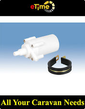 12V Galley pump water pump inline Caravan camper