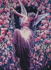 Gatekeeper Fairy Counted Cross Stitch Kit Kustom Krafts