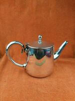 Antique Silver Plate Sheffield Teapot - Gladwin Ltd C1930