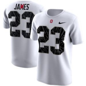 Nike Ohio State Elite Lebron What-If Limited Football Jersey shirt men buckeyes