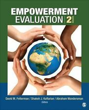 Empowerment Evaluation (2014, Paperback)