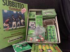 Konvolut Subbuteo Continental Club Edition Table Soccer Fussball Football