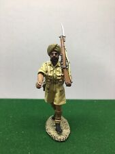 KING AND COUNTRY WW2 INDIAN SEEK DESERT BRITISH SOLDIER FIGURE S108