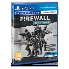Juego Sony PS4 VR firewall
