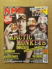 NME APRIL 28 2007 THE WHITE STRIPES ARCTIC MONKEYS THE ENEMY KAISER CHIEFS