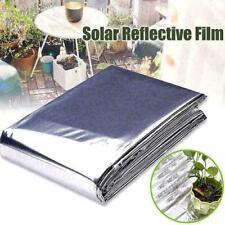 Gartenpflanze Mylar Solarfolie Reflective Hydroponic Garden Leaf 120cmx210c G3I2