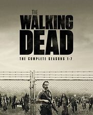 The Walking Dead The Complete Season 1, 2, 3, 4, 5, 6 & 7 blu Box Set RB