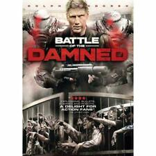 Battle Of The Damned On DVD With Dolph Lundgren Horror Very Good