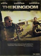The KINGDOM (Jamie FOXX Chris COOPER Jennifer GARNER) ACTION THRILLER Film DVD