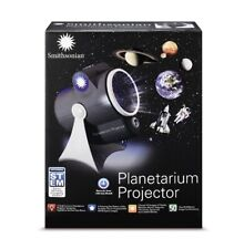 SMITHSONIAN PLANETARIUM PROJECTOR space planets 50 IMAGES night light STEM slide