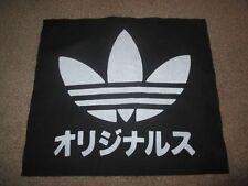 Adidas Japanese Back Patch - Horror - Punk - Hardcore.