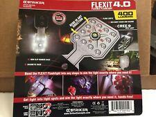 Striker FLEXiT 4.0 Flexible Flashlight & Magnetic Light Mine Combo Pack -