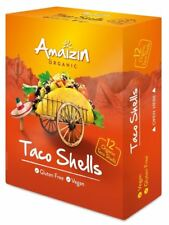 Muszle Taco BIO 150g (12 szt.) Amaizin