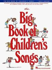BIG BOOK OF CHILDREN'S SONGS - EASY GUITAR SONGBOOK 702027