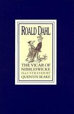 The vicar of Nibbleswicke by Roald Dahl|Quentin Blake (Hardback)