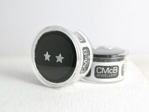 Sterling Silber 925 Tiny Star Ear Stud Ohrringe 5mm-Handgemacht von cmcb UK